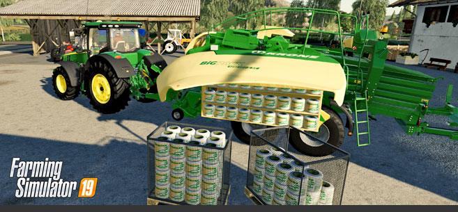 Farming simulator 19 modhub